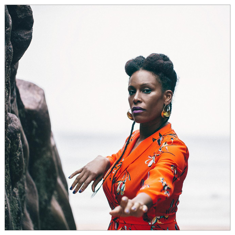Sandra Nkake Nude Photos 14